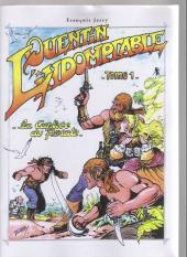 Quentin l'indomptable -1- La captive du pirate