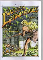 Quentin l'indomptable -2- L'or du roi salomon