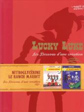 Lucky Luke - Les Dessous d'une création (Atlas) -18- Nitroglycérine / Le Ranch Maudit