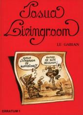 Le gabian - Josua Livingroom - Josua Livingroom