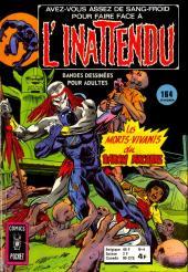 L'inattendu (Arédit) -4- Les morts-vivants du baron Macabre