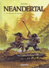 Neandertal -3- Le Meneur de meute