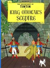 Tintin (The Adventures of) -8- King Ottokar's Sceptre
