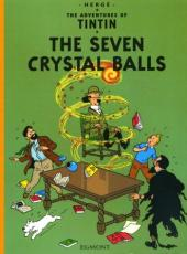 Tintin (The Adventures of) -13b02- The Seven Crystal Balls