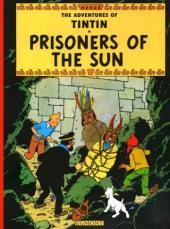 Tintin (The Adventures of) -14c- Prisoners of the Sun