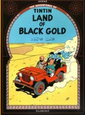 Tintin (The Adventures of) -15c- Land of Black Gold