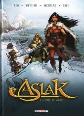 Aslak -1- L'Œil du monde
