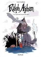 Ralph Azham -1ES- Est-ce qu'on ment aux gens qu'on aime ?