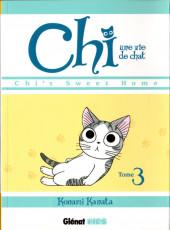 Chi - Une vie de chat (format manga) -3- Tome 3