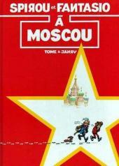 Spirou et Fantasio -42FL- Spirou et Fantasio à Moscou