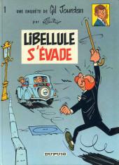 Gil Jourdan -1b85- Libellule s'évade