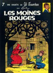 Gil Jourdan -7a1985- Les moines rouges