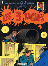 Gil Jourdan -8d- Les 3 taches