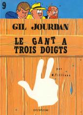 Gil Jourdan -9b85- Le gant à trois doigts