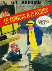 Gil Jourdan -10c85- Le Chinois à 2 roues