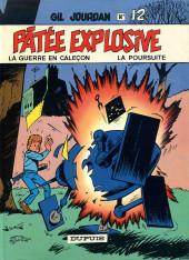 Gil Jourdan -12b86- Pâtée explosive