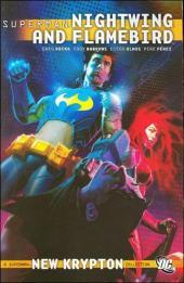 Superman: New Krypton (2009) -INT- Nightwing and Flamebird vol 1