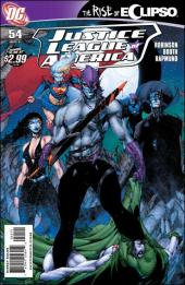 Justice League of America (2006) -54- Eclipso rising part 1 : shadow warriors