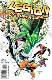 Legion of Super-Heroes (2010) -10- Hiding in plain sight