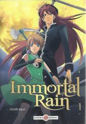 Immortal rain -1- Tome 1