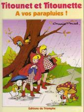 Titounet et Titounette (Triomphe) -7- A vos parapluies !
