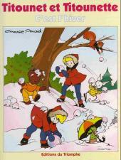 Titounet et Titounette (Triomphe) -8- C'est l'hiver
