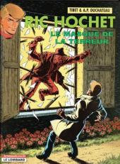 Ric Hochet -54Ind- Le masque de la terreur
