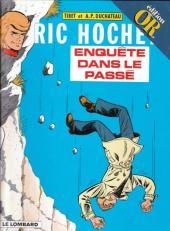 Ric Hochet -18Or2- Enquête dans le passé