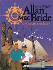 Couverture de Allan Mac Bride -3- L'