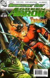 Green Arrow (2010) -9- Demon seed
