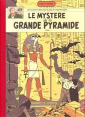 Blake et Mortimer (Les Aventures de) -4ES- Le Mystère de la Grande Pyramide - Tome 1