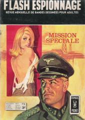 Flash espionnage (1re série - Arédit) -48- Mission spéciale