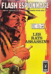 Flash espionnage (1re série) -49- Les rats assassins