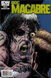 Doc Macabre -3- Doc macabre #3