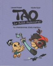 Tao le petit samouraï -53- Au championnat d'arts martiaux