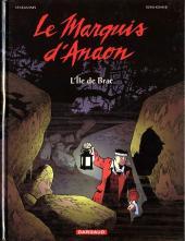 Le marquis d'Anaon -1- L'île de Brac