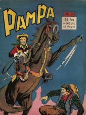 Pampa (Lug - 1re série) -3- Le secret des rapides