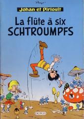 Johan et Pirlouit -9'- La flûte à six schtroumpfs