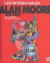 Alan Moore -2- Les introuvables - D.R. et Quinch, délinquants cosmiques