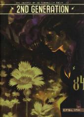 Les carnets de la Grenouille Noire -3- 2nd generation