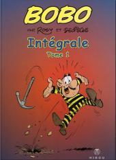 Bobo -INT01- Intégrale - Tome 1
