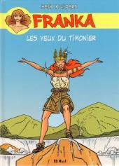 Franka (BD Must) -15- Les Yeux du timonier
