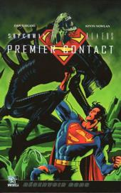 Superman versus Aliens -0- Premier contact