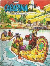 Carabina Slim -142- Les écumeurs de la frontière