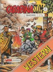 Carabina Slim -154- Le déserteur