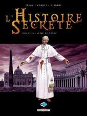 L'histoire secrète -22- Le roi du monde
