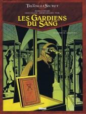 Le triangle secret - Les Gardiens du Sang -3- Le Carnet de Cagliostro