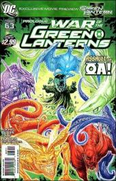 Green Lantern (2005) -63- War of the green lanterns prologue