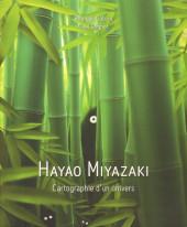 (DOC) La Bibliothèque des miroirs - BD - Hayao Miyazaki - Cartographie d'un univers