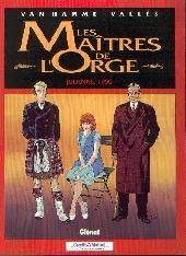 Les maîtres de l'Orge -5Pub1- Julienne, 1950